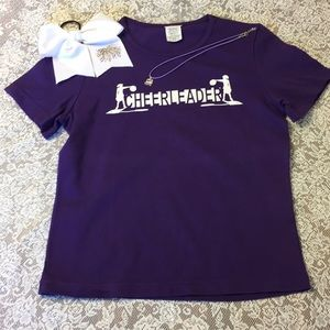 Cheerleader shirt package!!